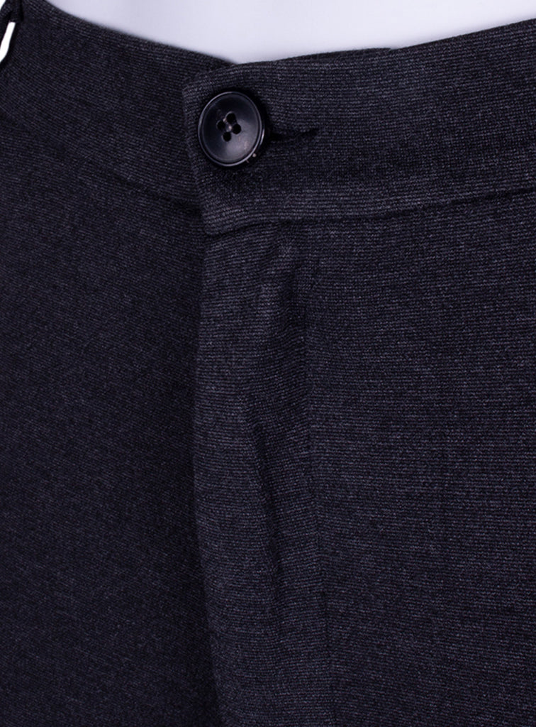 Chino Napoli Dark Grey