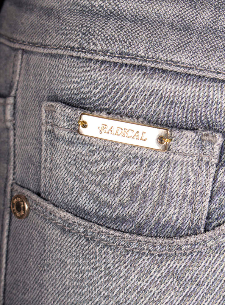 FABIENNE JEANS LIGHT GREY