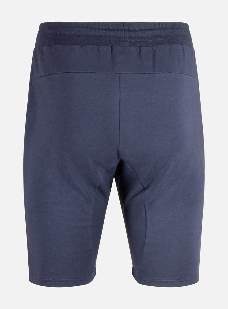 SWEATSHORT COUTURE BLUE