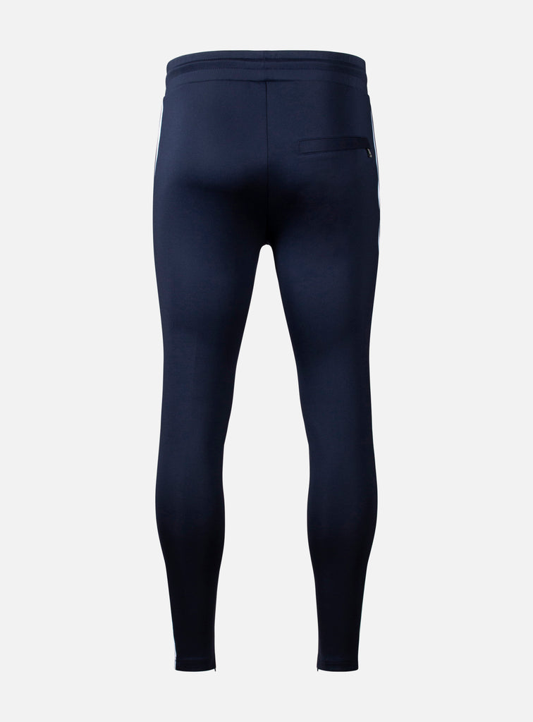 TRACKPANTS COUTURE NAVY BLUE/WHITE