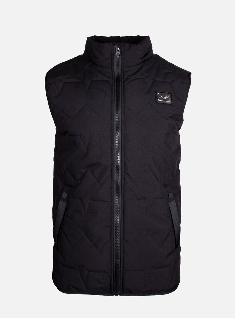 Raul Bodywarmer Black