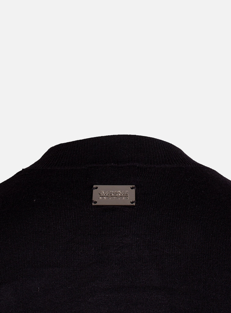 SALVO POLO KNIT BLACK