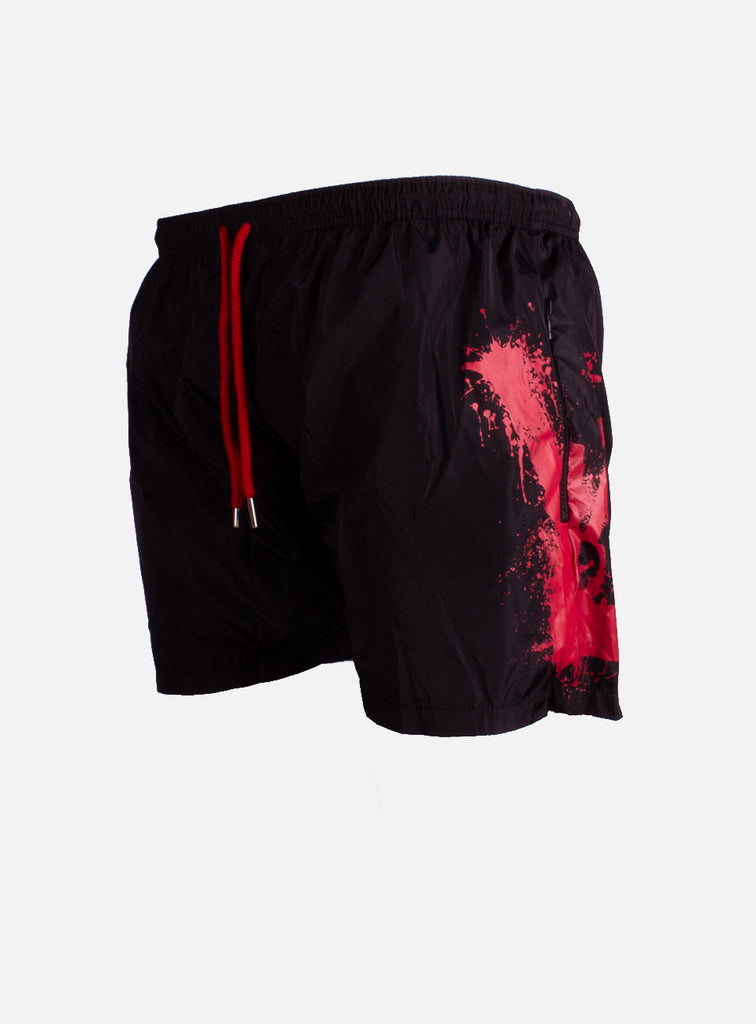 Radical Swim Gun Melting Black/Red