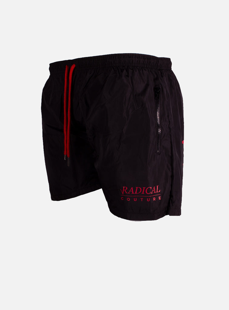 Swim Short Radical Melting Black/Red