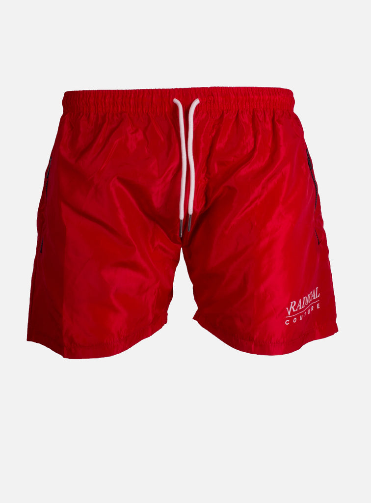 Swim Short Radical Melting Red/White