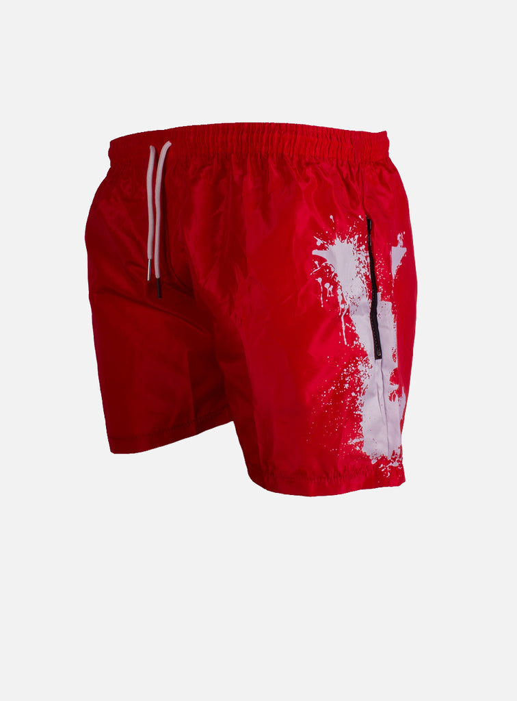 RADICAL SWIM GUN MELTING RED/WHITE