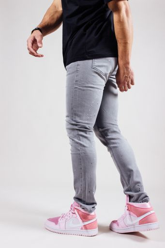 JEANS DWAYNE LIGHT GREY