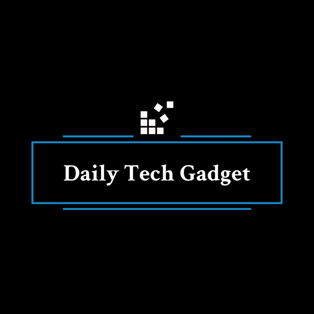 Daily Tech Gadget Blog