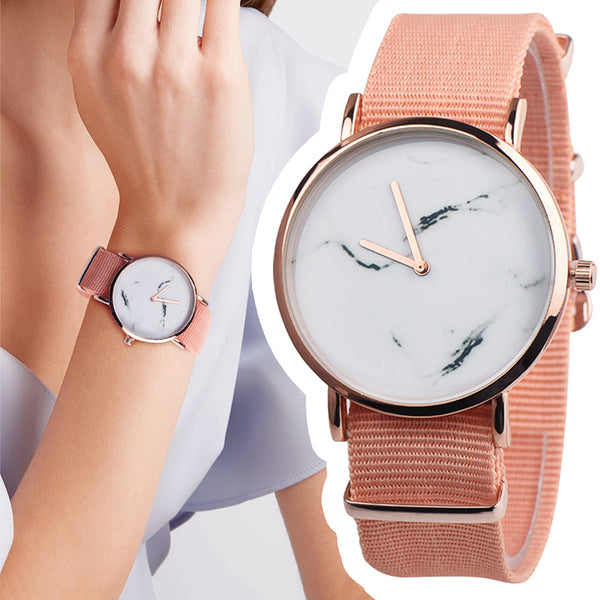 Quartz Fashion Analog Pin Buckle Sports Wrist Watch - Daily Tech Gadgets