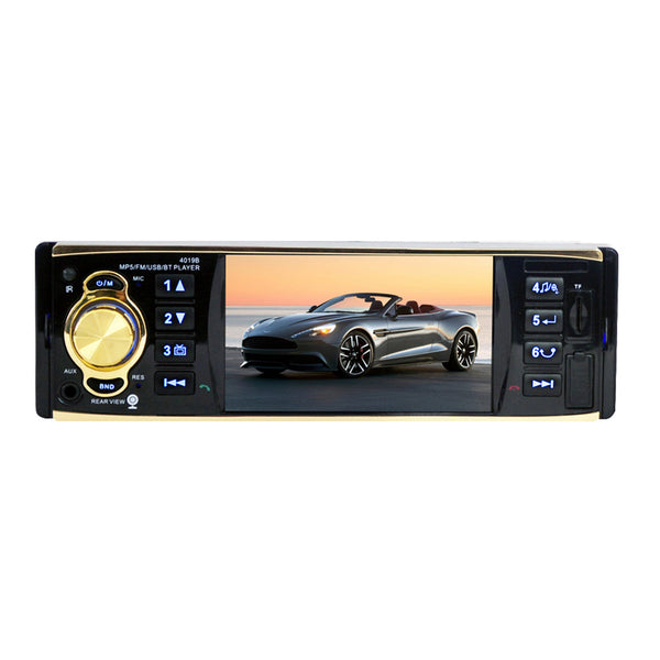 HD 1080P TFT Car Bluetooth MP5 Player with Camera Steering Wheel Remote Control - Daily Tech Gadgets