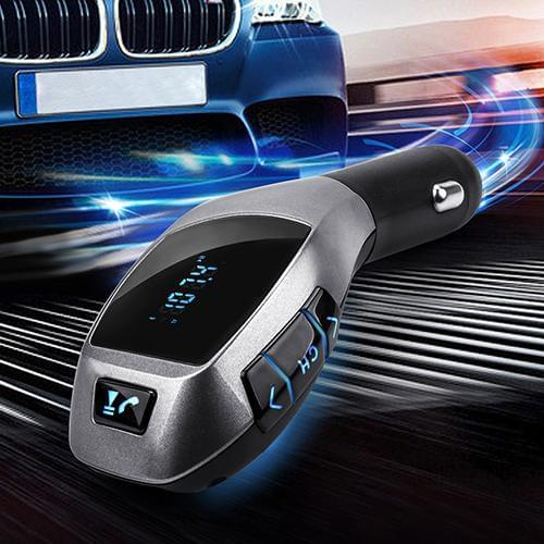 Bluetooth Car Kit Mp3 Player FM Transmitter - Daily Tech Gadgets