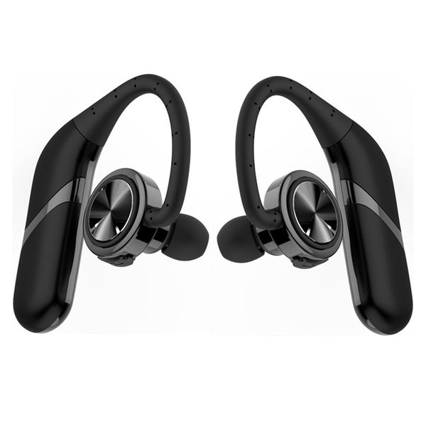 IPX6 Waterproof Stereo Bluetooth Earbuds with Mic - Daily Tech Gadgets