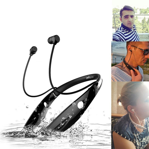Bluetooth Wireless Handsfree Headset - Daily Tech Gadgets