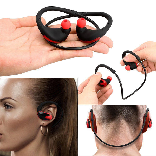 Sweatproof Sport Running Stereo Headphones - Daily Tech Gadgets
