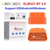Bluetooth V2.1 / V1.5 OBD2 Car Diagnostic Tool - Daily Tech Gadgets