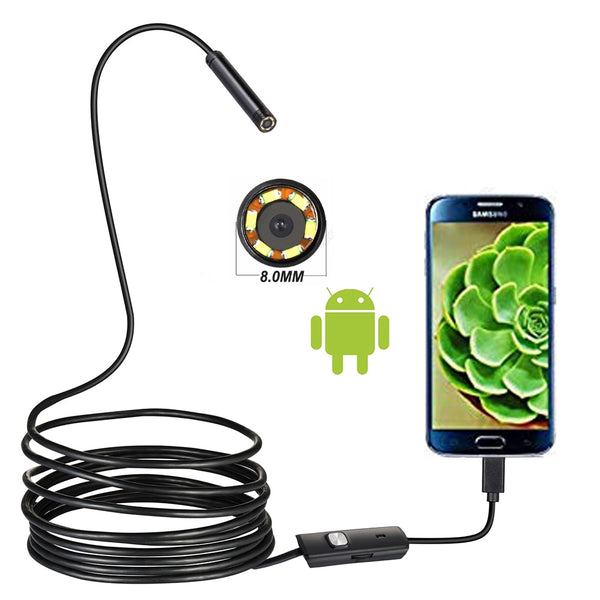 720P HD - OTG Android Wired Camera