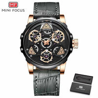 MINI FOCUS Mens Watches Top Brand Luxury Sport style Design - Daily Tech Gadgets