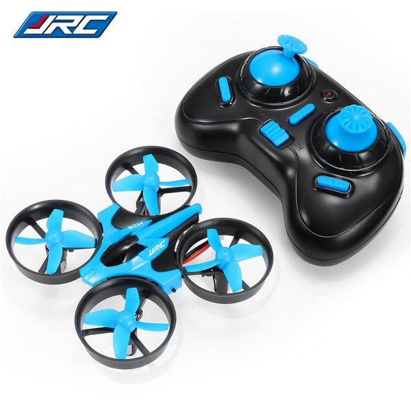JJRC H36 H36F Mini Drone 2.4G 4CH 6-Axis Speed 3D Flip Headless Mode - Daily Tech Gadgets