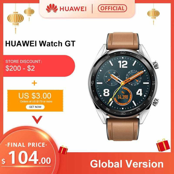 HUAWEI Watch GT S - Daily Tech Gadgets