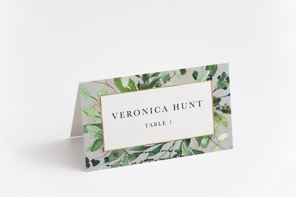 Veronica Place Card