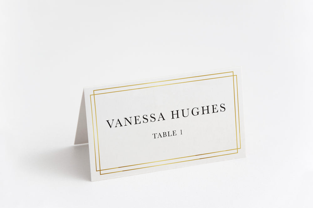 Emerson Place Card