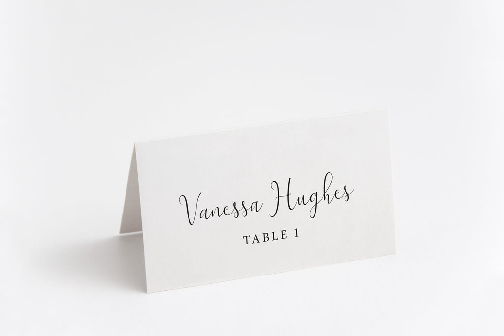 Avery Place Card