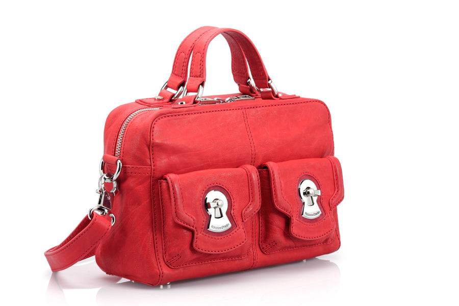 One left of the RED Firenze satchel!