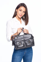 "Load image into Gallery viewer, ""Firenze"" Top Handle Bag"