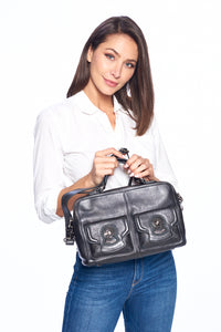 """Firenze"" Top Handle Bag"