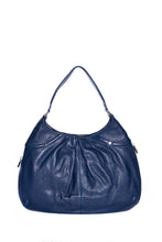 "Load image into Gallery viewer, ""Como"" Modern Hobo Bag with zipper detail"