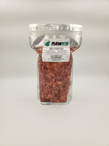 *NEW* Raw K9 Beef & Duck Mix Raw Dog Food - 2 lb