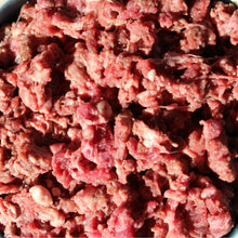 Delicious and nutritious two pounds of all-natural Beef Carnivore Mix raw dog food from Raw K9