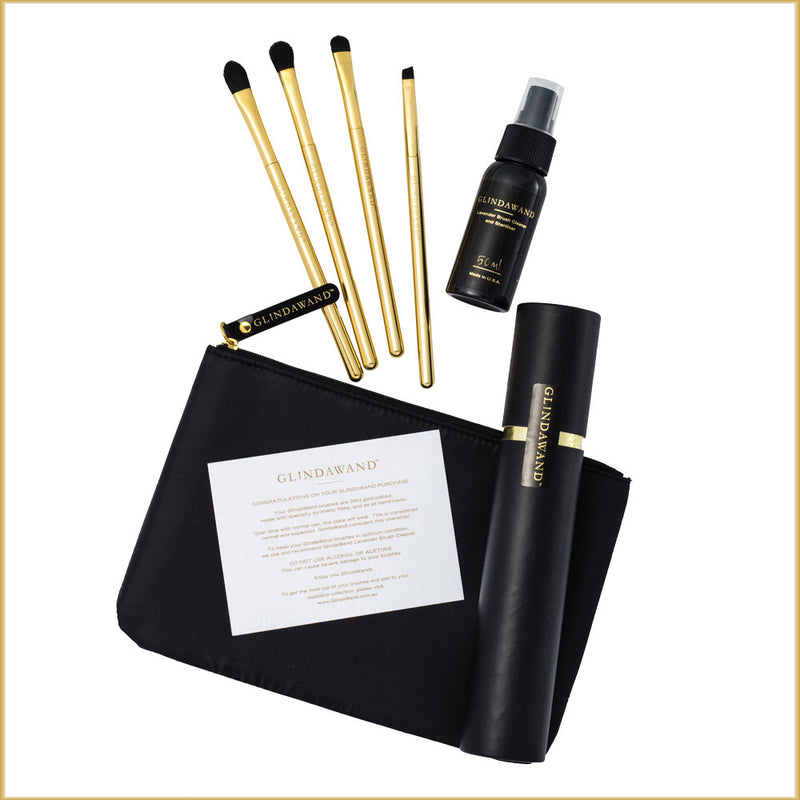 The Eye-Sentials Makeup Brush Set