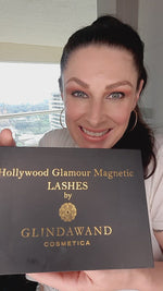 Hollywood Glamour Magnetic Lashes by GlindaWand