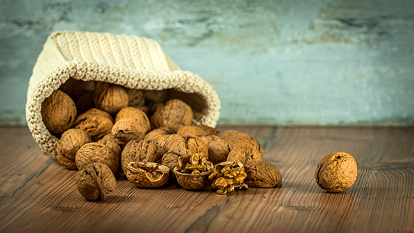 The Best Foods For Your Eyes - Nuts and Seeds