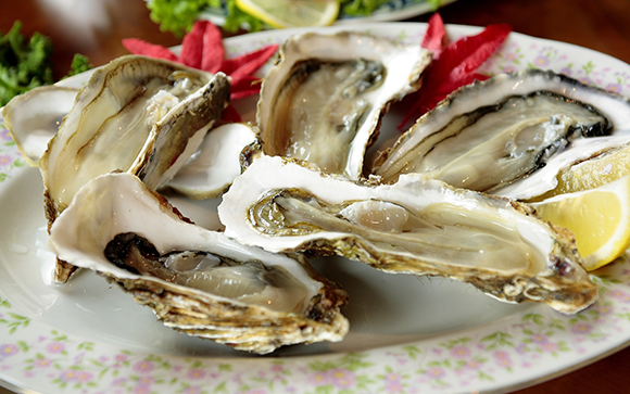 The Best Foods For Your Eyes - Oysters