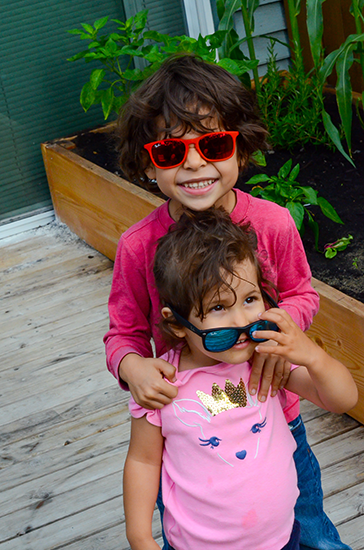 The Benefits of Sunglasses for Kids