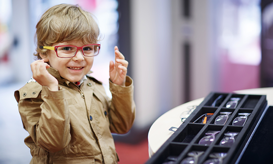 Tips for Buying Glasses and Sunglasses for Your Kids