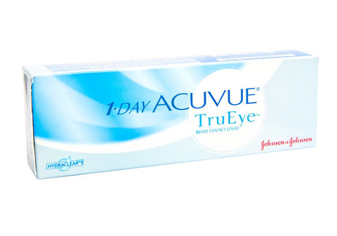 1-Day Acuvue TruEyes 30 Pack