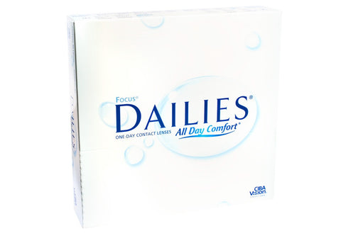 Focus Dailies Sphere 90 Pack