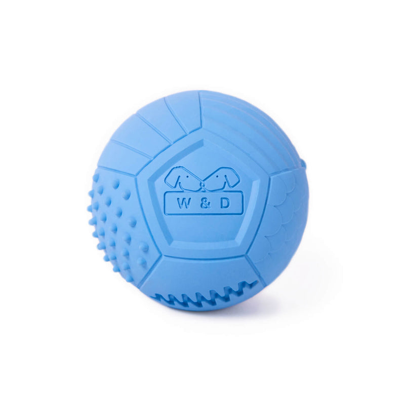 Small Ball Dog Toy - Blue