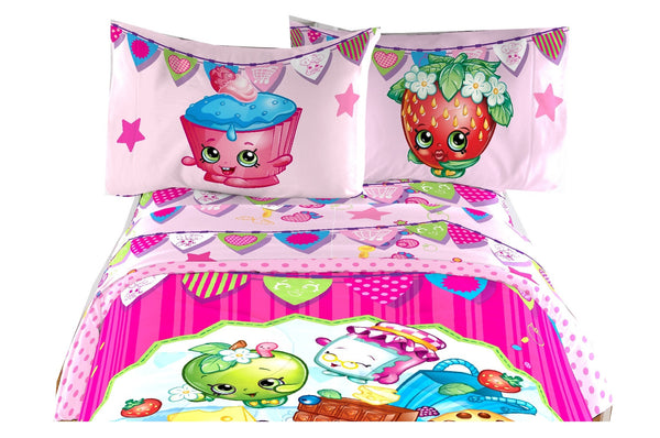 Shopkins Full Sheet Set