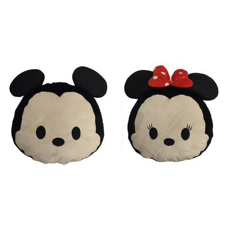 Tsum Tsum Face Pillows