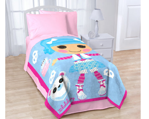 Lalaloopsy Fleece Blanket