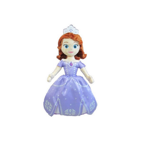 Princess Sofia Character Pillow