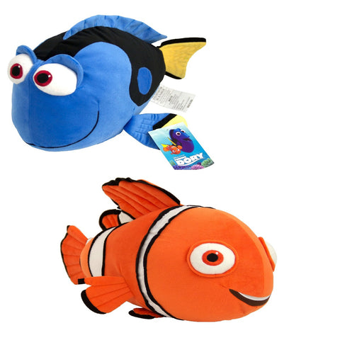Finding Dory Character Pillows