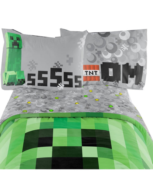Minecraft Full Sheet Set
