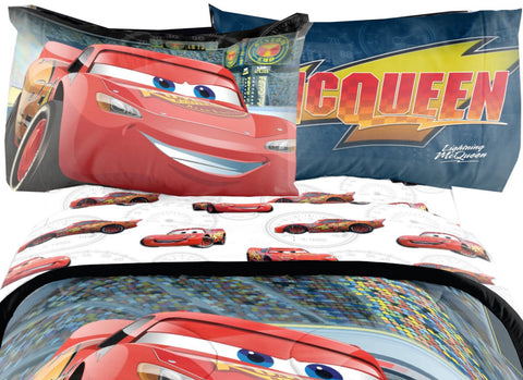 Cars 3 Full Sheet Set