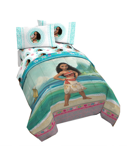 Moana Twin/Full Comforter