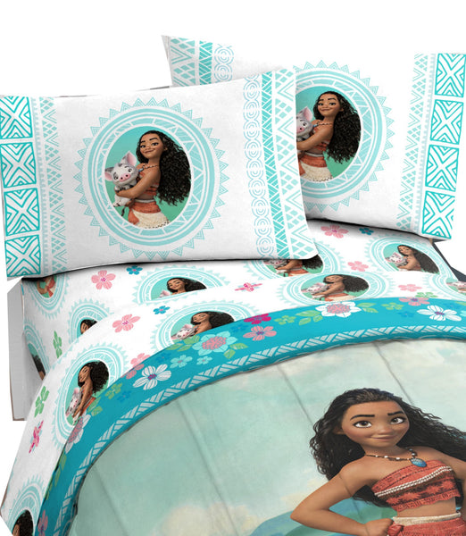 Moana Full Sheet Set